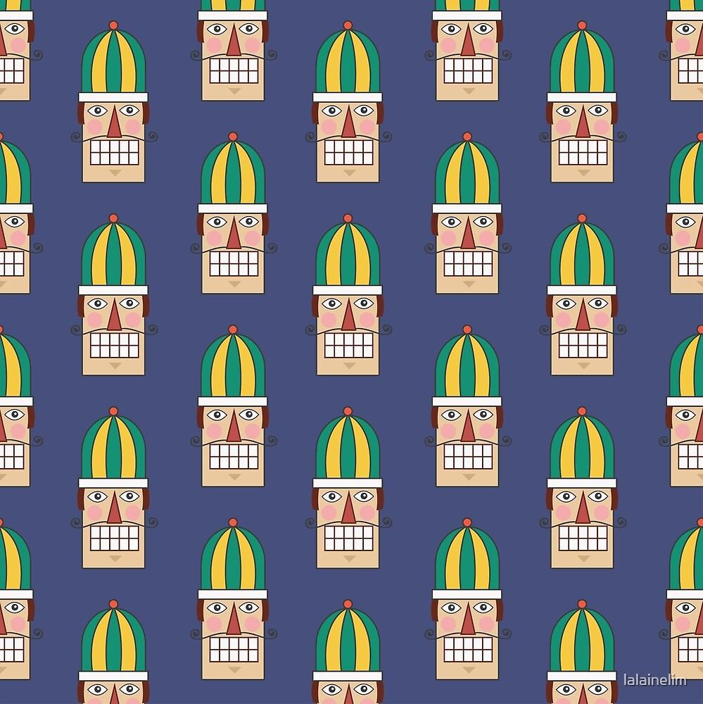 Nussknacker Armee 02 (Muster bitte) von lalainelim
