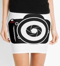 Camera for Photographer Mini Skirt