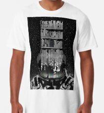 INTERSTELLARES Plakat Longshirt