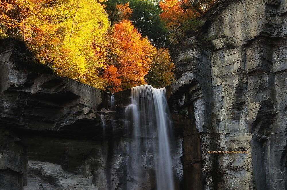 New York's Taughannock falls VII by PJS15204