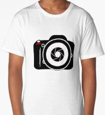 Camera for Photographer Long T-Shirt