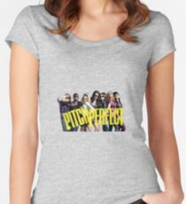Pitch Perfect Women's Fitted Scoop T-Shirt