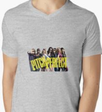 Pitch Perfect Men's V-Neck T-Shirt