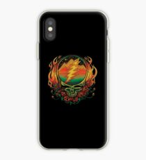 Grateful Dead Steal Your Face 2 Coque et skin iPhone