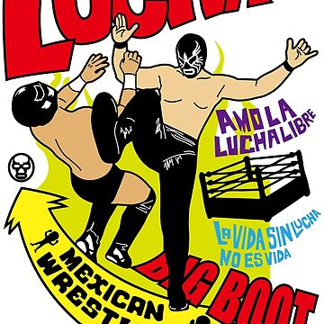 mexican wrestling lucha libre15 by rk58rk58