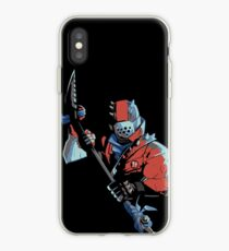 Rust Lord iPhone Case