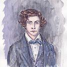 Herbert Croft, aged 13 by Barnaby Edwards