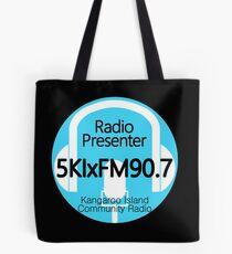 5KIxFM Kangaroo Island Community Radio Presenter Tote Bag