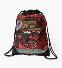 Decappeinated Drawstring Bag