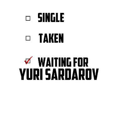 Waiting For Yuri Sardarov by NessaElanesse