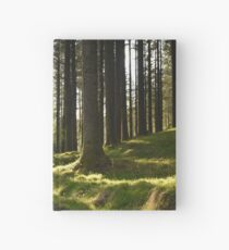 Retreating Sun Hardcover Journal