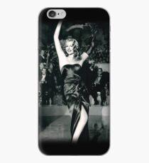 Rita Hayworth as Gilda iPhone Case