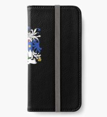 Lago Coat of Arms - Family Crest Shirt iPhone Wallet/Case/Skin