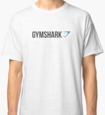 #GymShark Fitness Official Gym Shark Vector Logo  Classic T-Shirt
