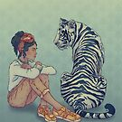 Signe du Tigre by HypathieAswang