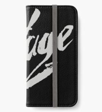 Saint Laurent Don iPhone Wallet/Case/Skin