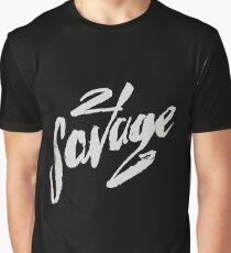 Saint Laurent Don Graphic T-Shirt
