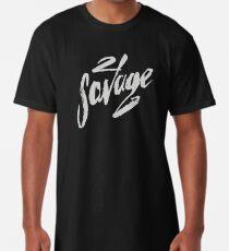 Saint Laurent Don Long T-Shirt