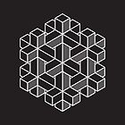Impossible Shapes: Hexagon by Jeff Merrick