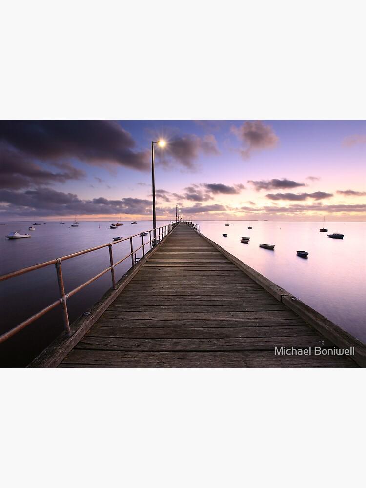 Pre-dawn Glow, Mornington Peninsula, Australia by Chockstone