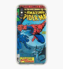 Spiderman Comic iPhone Case