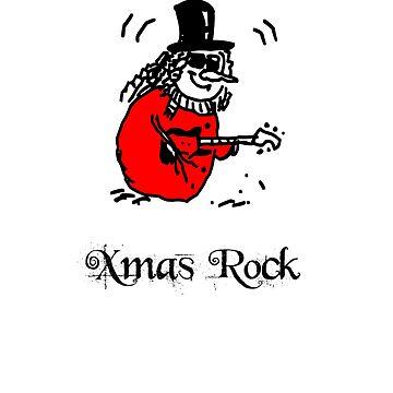 Christmas Rock by Nortonrf