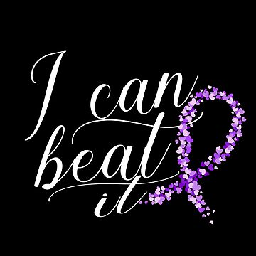 I Can Beat It - Cancer Awareness by SmartStyle