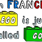 French Lego by BecHillComedian