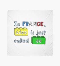 French Lego Scarf