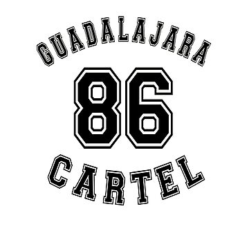 Guadalajara Cartel- Mexican Gang-  by Ice-Tees