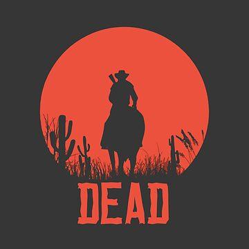 Red Dead Redemption 2 - Dead Sun 1 by mymainmandeebo