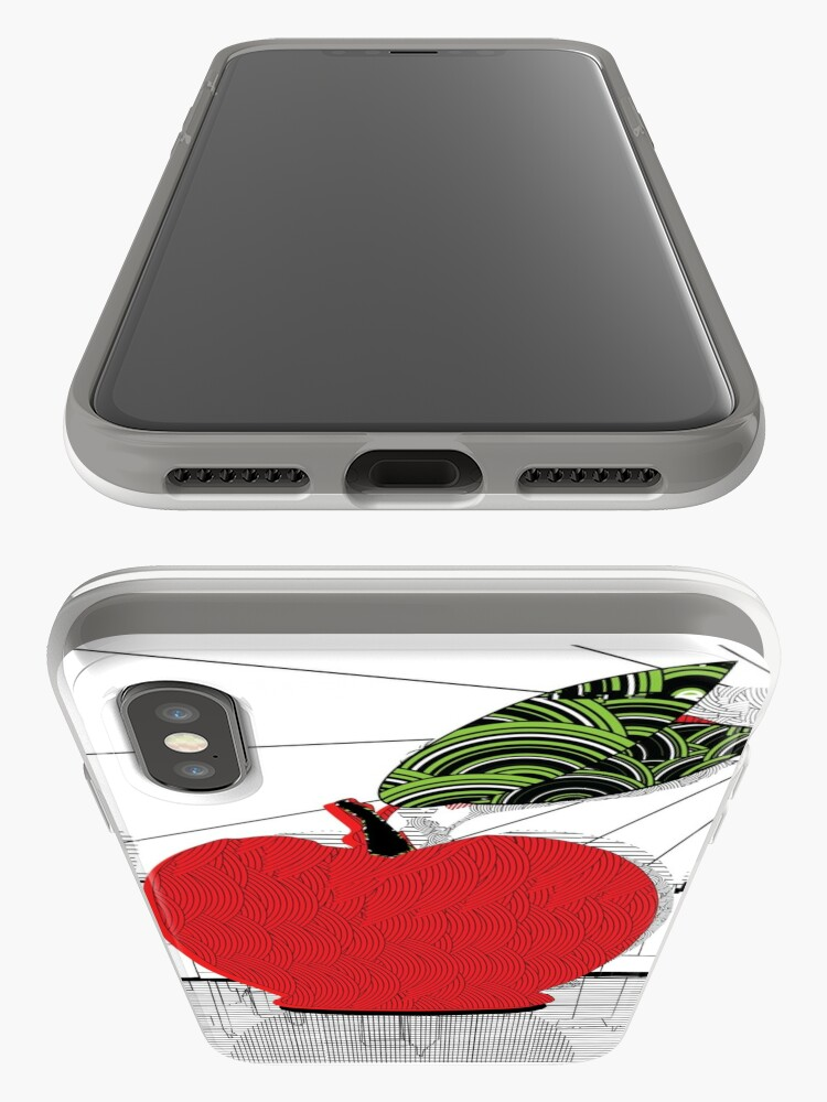 Alternate view of New York...The Big Apple iPhone Case & Cover