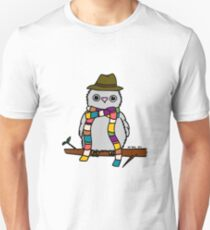 Dr Hoo Unisex T-Shirt