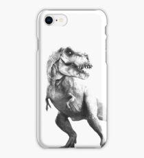 Tyrant Lizard King iPhone Case/Skin