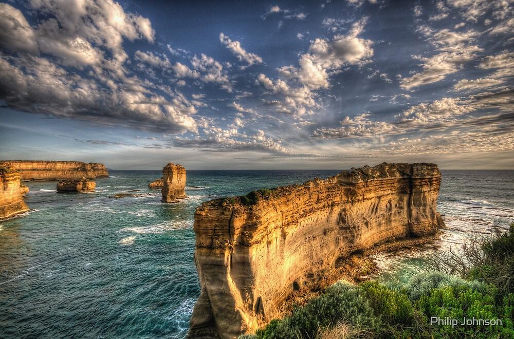 Grandeur - Razorback - Great Ocean Road - The HDR Experience by Philip Johnson