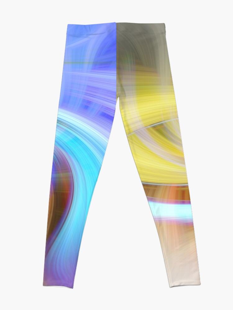 Alternative Ansicht von Wirbelsturm Leggings