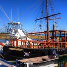 Sea Gypsy III Side by TJ Baccari Photography