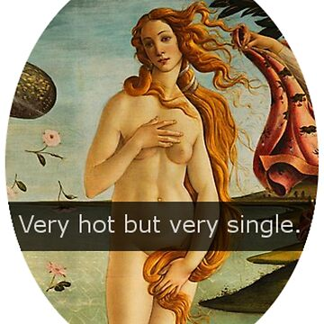 very hot but very single by FandomizedRose