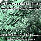Stop Dividing Americans! by Redesign Your  Thinking LLC