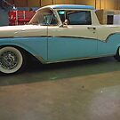 1957 Ford Ranchero by Bryan D. Spellman