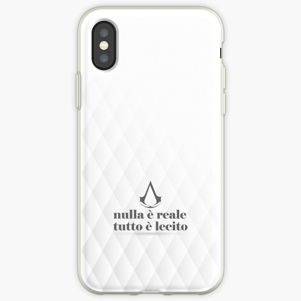 Nothing Is True Everything Is Permitted Iphone Case Cover