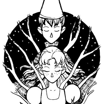 Wirt & Beatrice by hunnysause