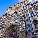 Duomo Facade - Florence, Italy by rjhphoto