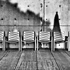 Seating for Six by Bob Wall