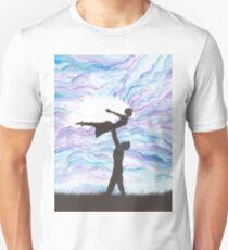Love Takes Flight Unisex T-Shirt