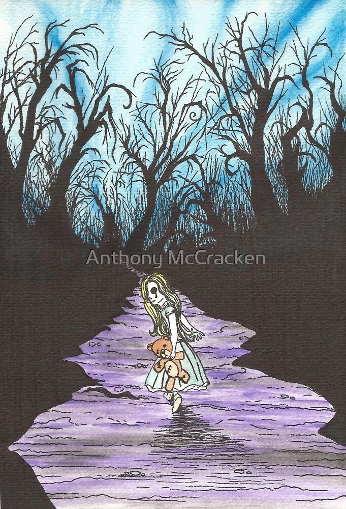 Alice on the Run by Anthony McCracken