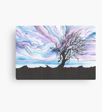 The Fall of Eden Canvas Print