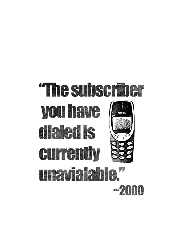 2000s Calling by VCOBA