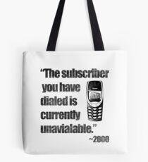 2000s Calling Tote Bag