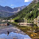 Rocky Mountain National Park / Mills Lake by Mark Bolen